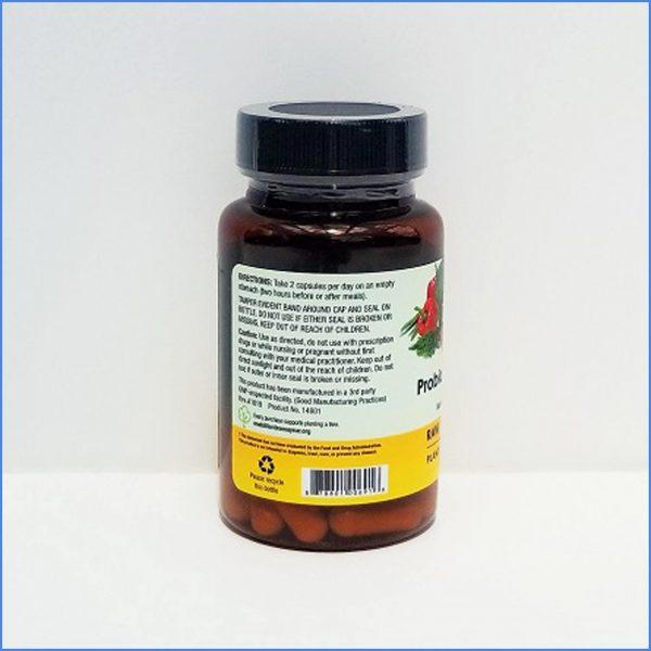 LifeGive Probiotic Maintenance Directions