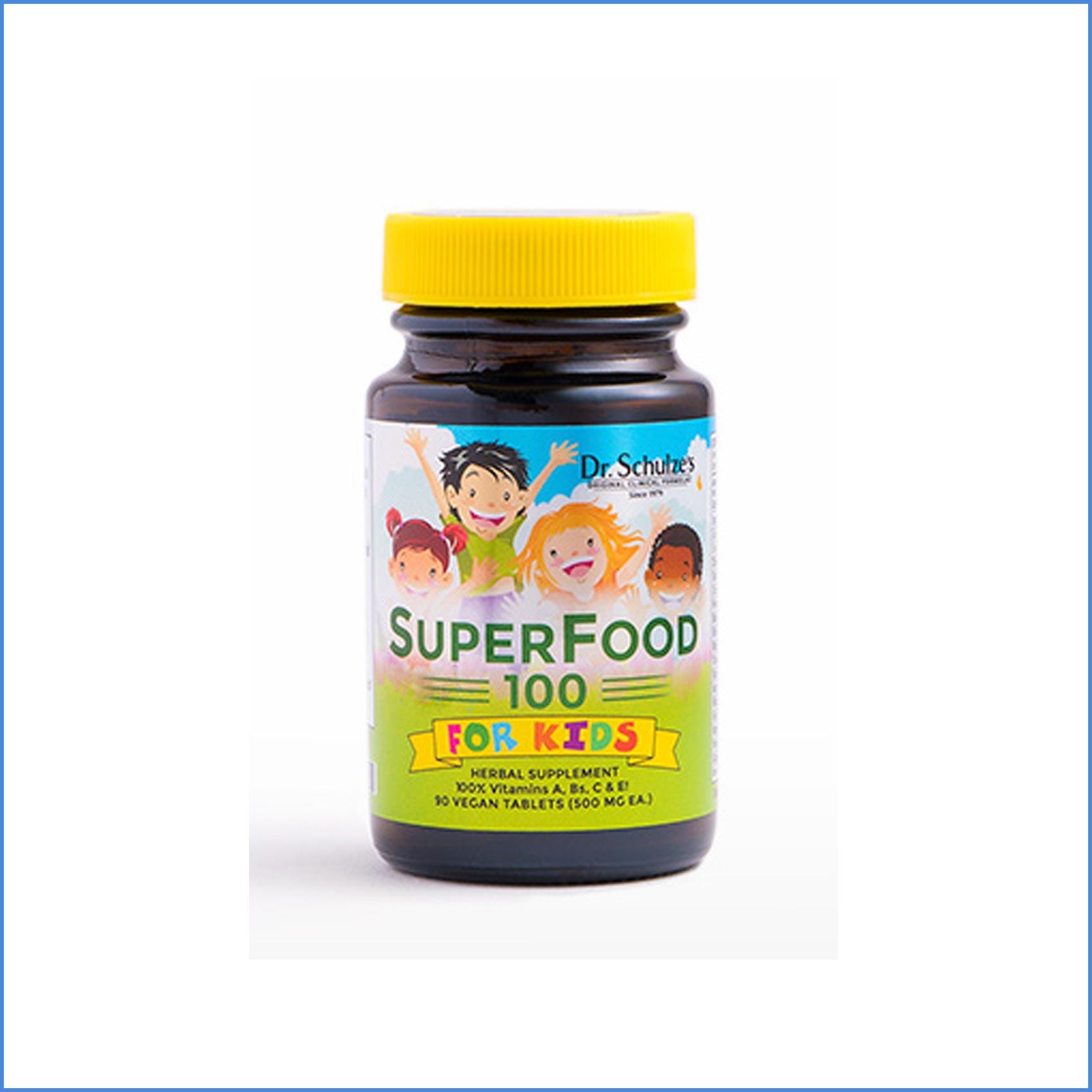 Dr Schulze Superfood for Kids