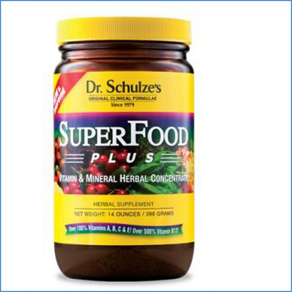 Dr Schulzes Superfood Plus Powder