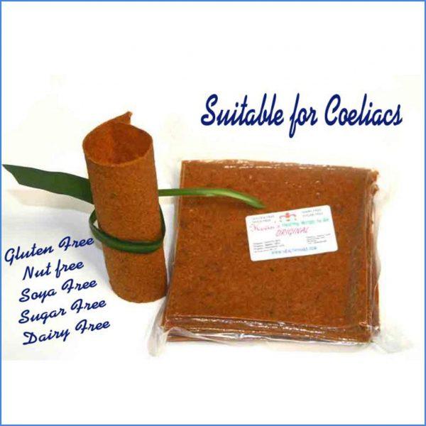 Gluten Free Wraps RAW organic