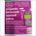 Broccoli Sprout Juice Organic