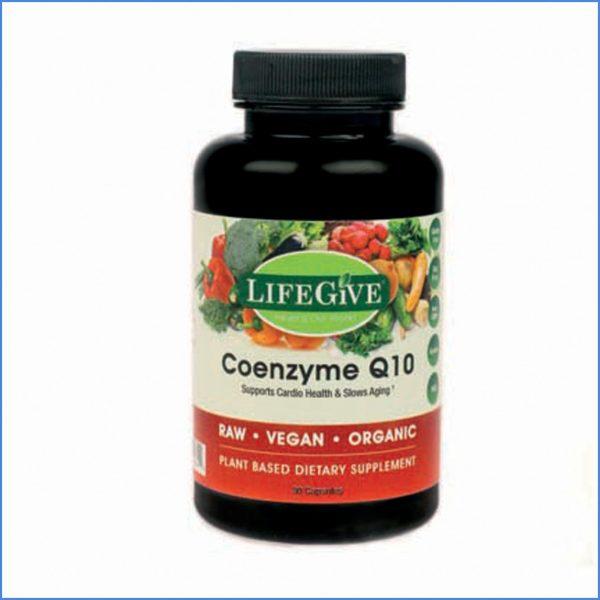 LifeGive Coenzyme Q10