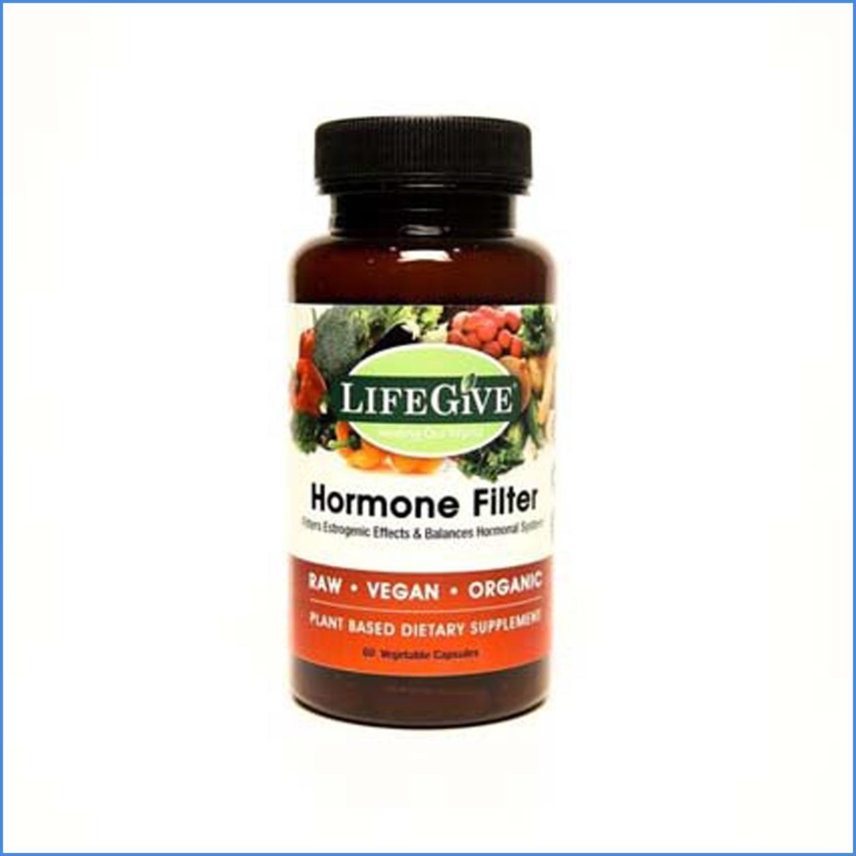 LifeGive Hormone Filter
