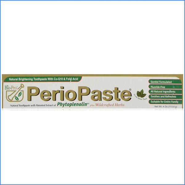 PerioPaste Toothpaste Organic