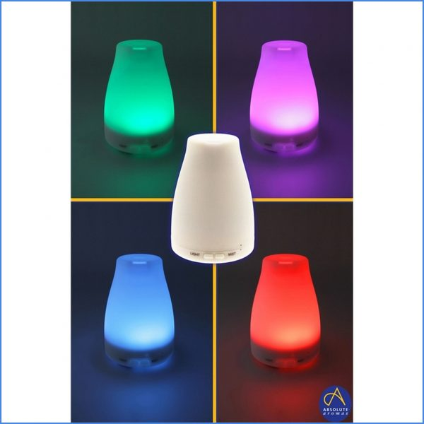 Diffuser changing colours