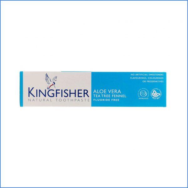 Kingfisher Aloe Vera Toothpaste