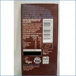 OMBAR Coconut 60% RAW organic Chocolate Ingredients