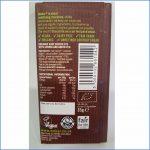 Ombar RAW Chocolate Lemon Green Tea Ingredients