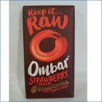 Ombar Strawberries Mylk Organic