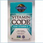Vitamin Code RAW E