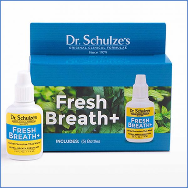 Dr Schulzes Fresh Breath x 5