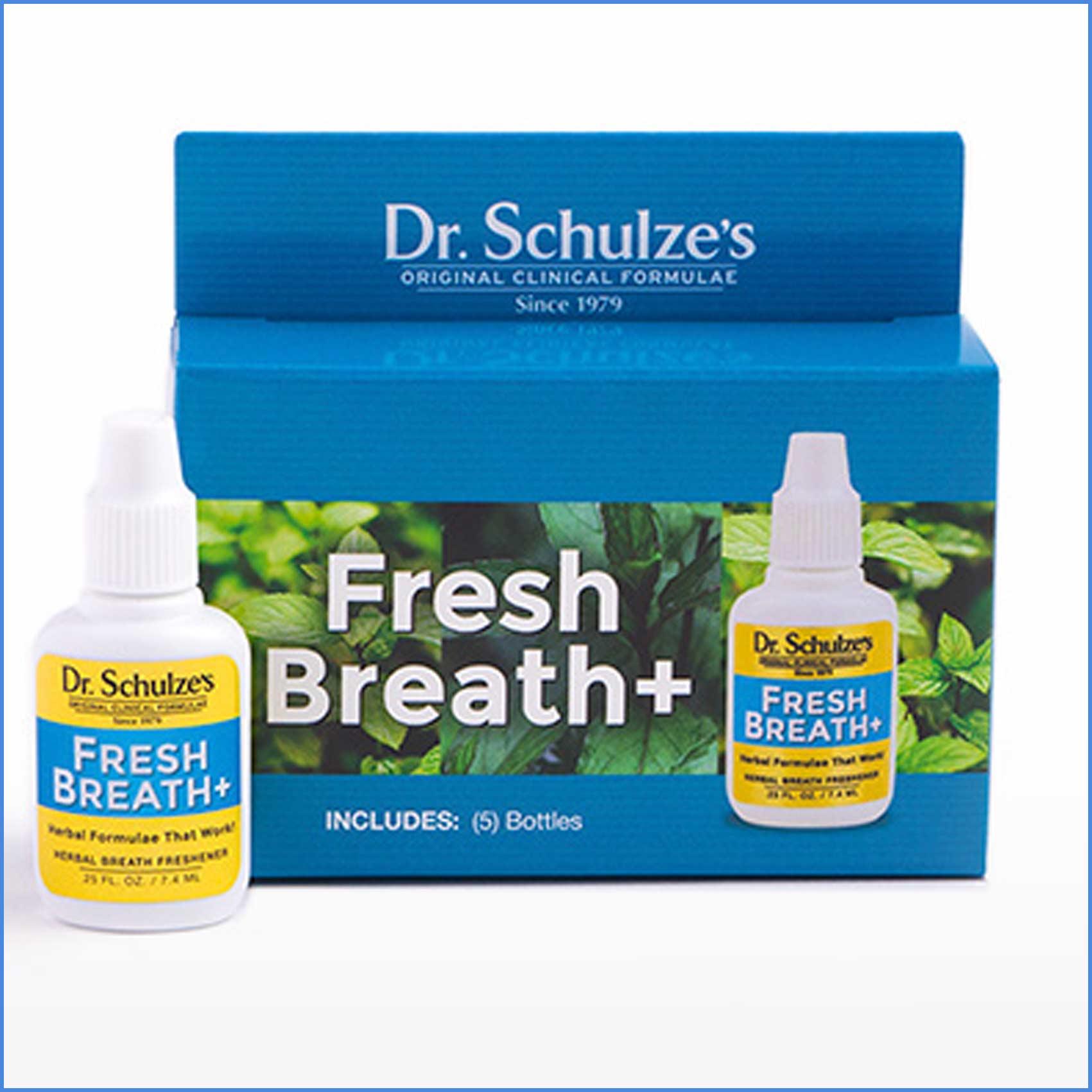 Dr Schulzes Fresh Breath x 5