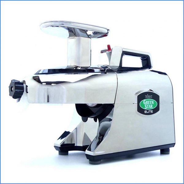 Greenstar Elite Masticating Juicer