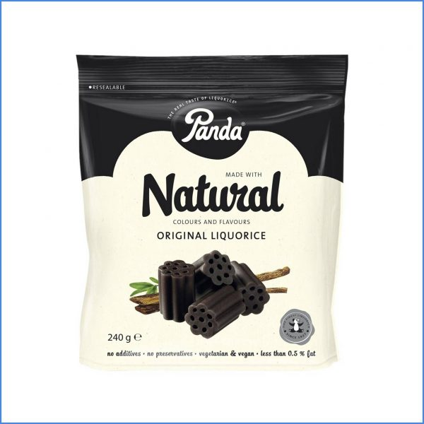 Panda Natural Original Liquorice