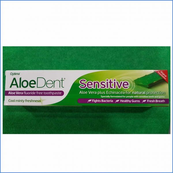 AloeDent Sensitive Toothpaste