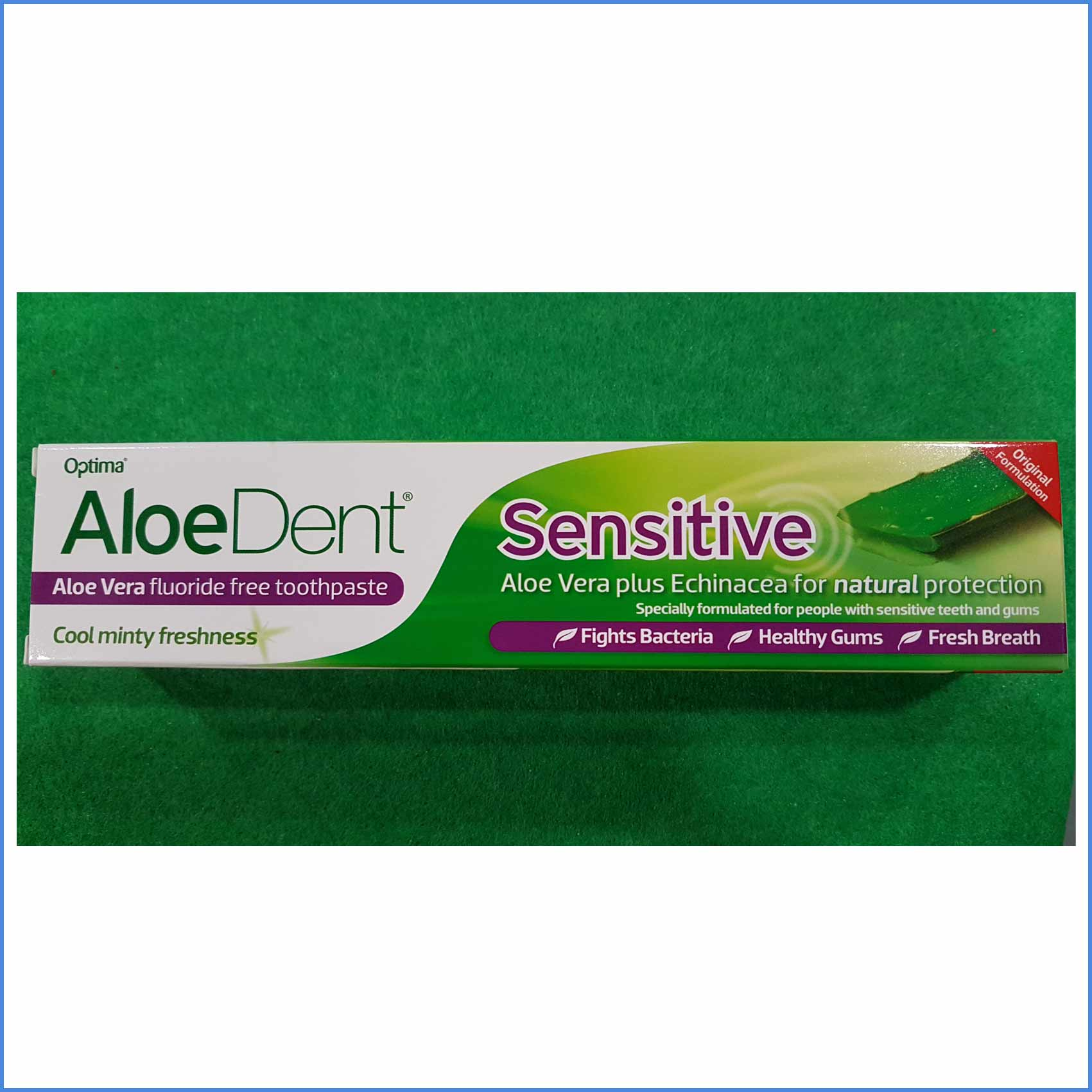 AloeDent Sensitive Toothpaste