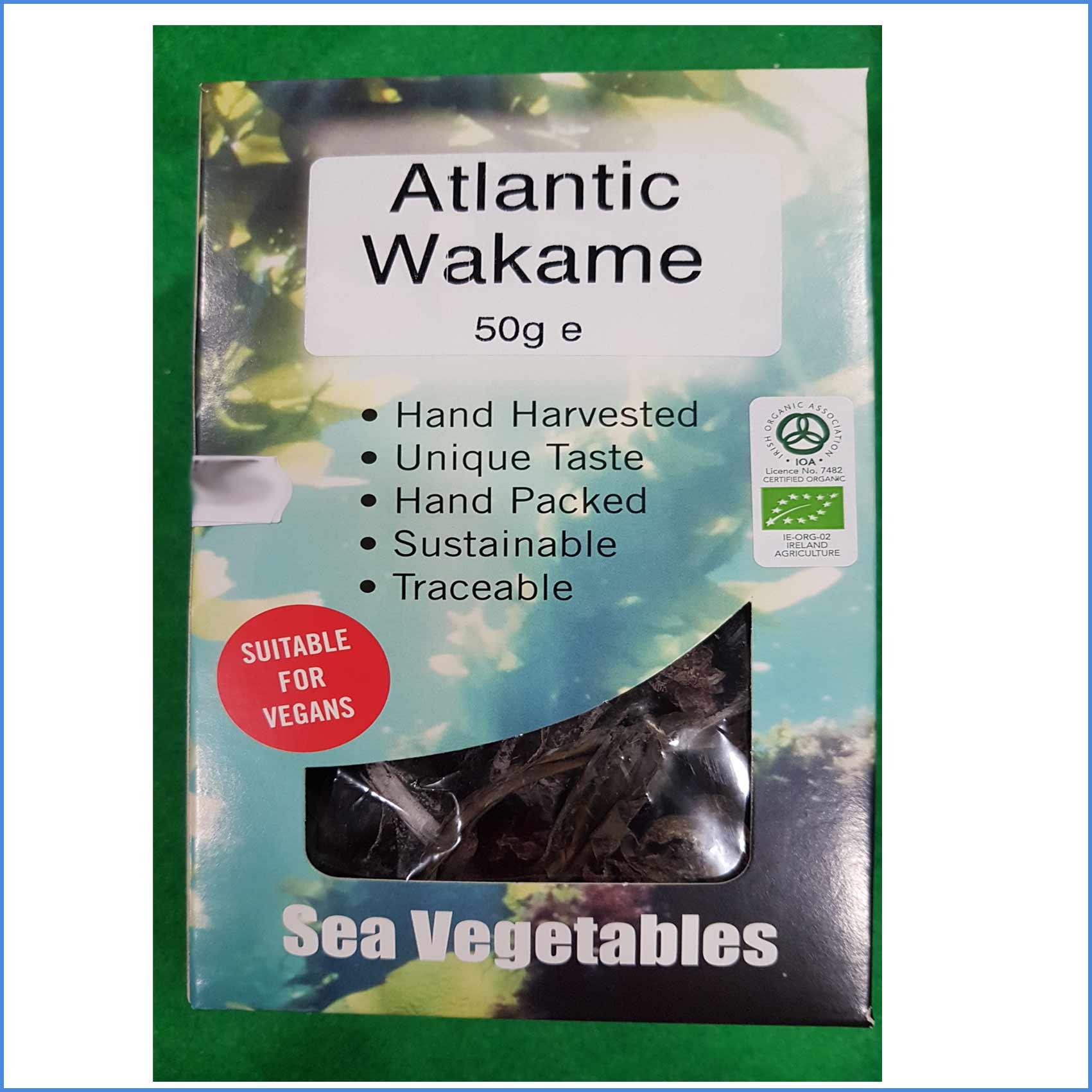 Atlantic Wakame Seaveg