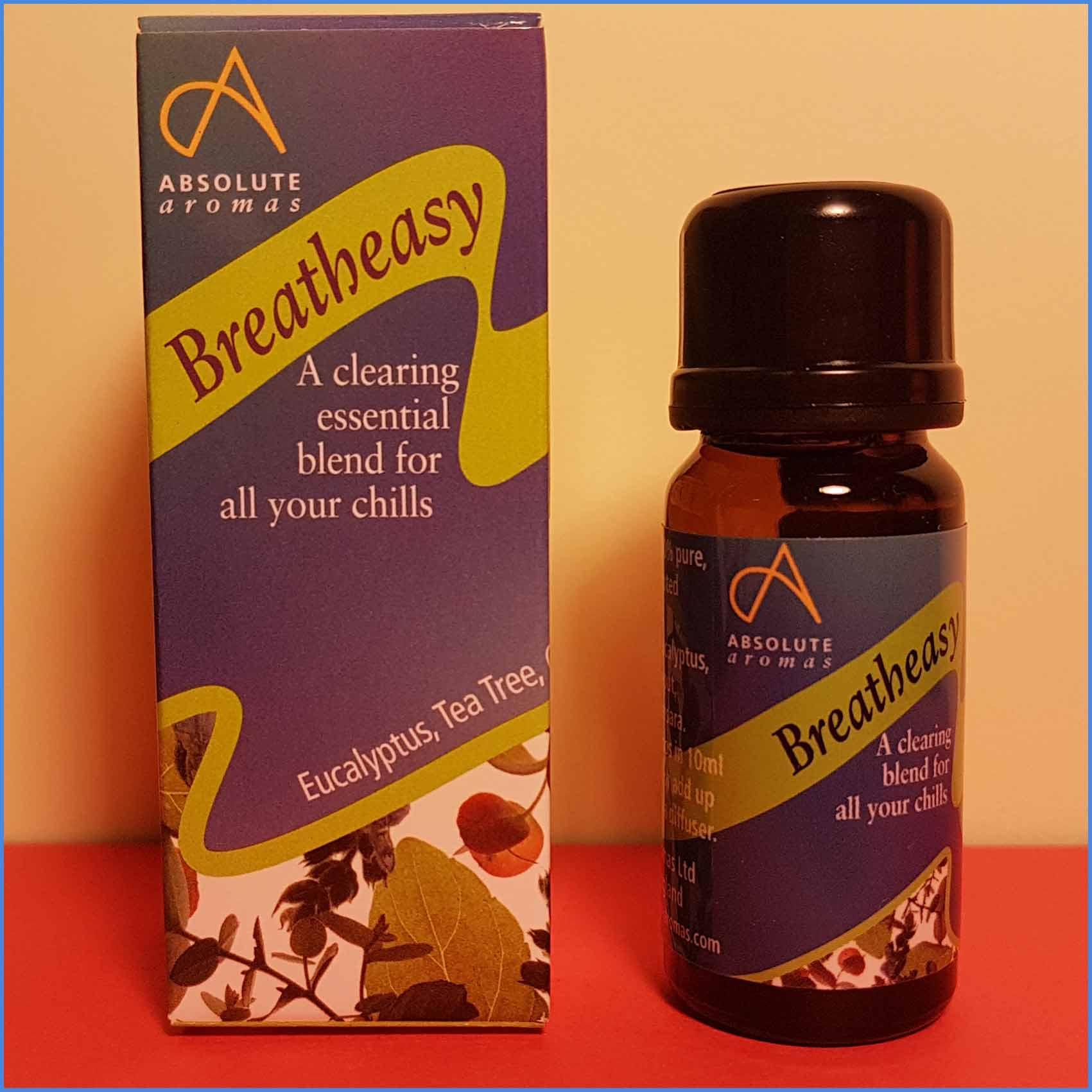 Breatheasy Aromatherapy Blend