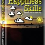 Happiness Skills Book based on Positive Psychology Book by Michaela Avlund