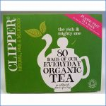 Everyday Organic Tea 80 bags