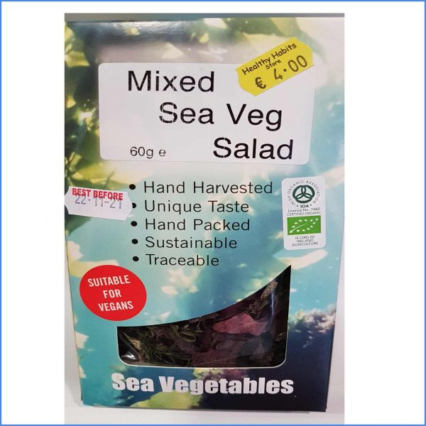 Mixed Sea Veg Salad