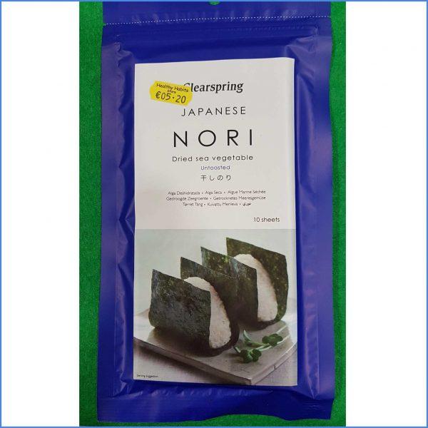 Nori Sheets 10