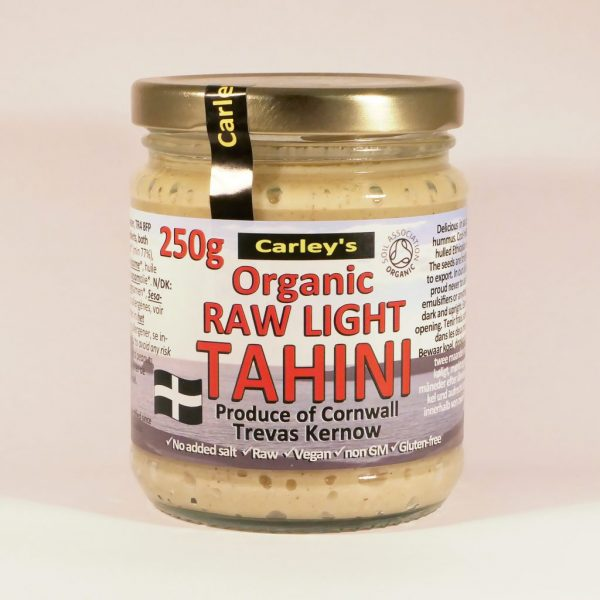 Raw Light Tahini Organic