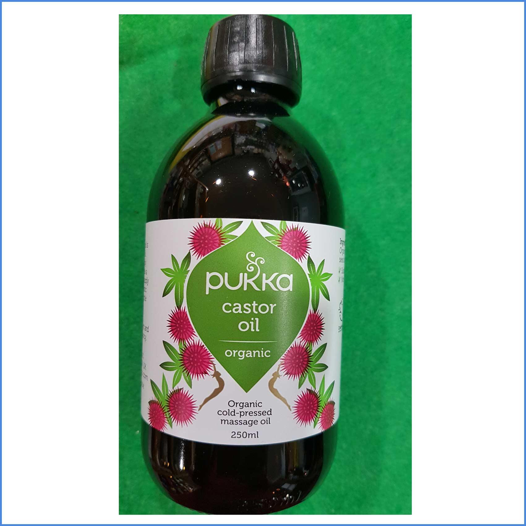 Pukka Castor Oil Organic