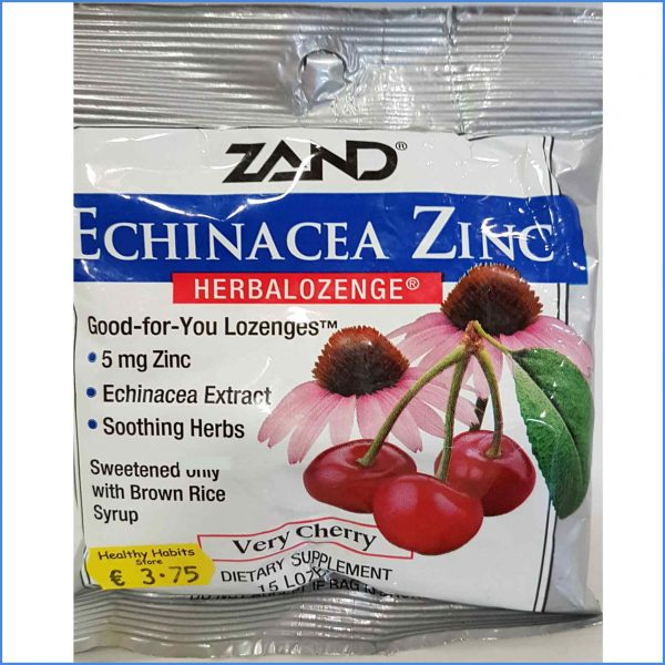Echinacea Zinc Herbalozenges