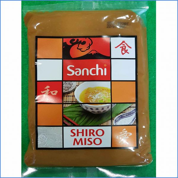 Sanchi Shiro Miso paste