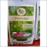 Porridge Gluten Free Organic
