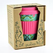 Pukka Bamboo Cup Mint Refresh