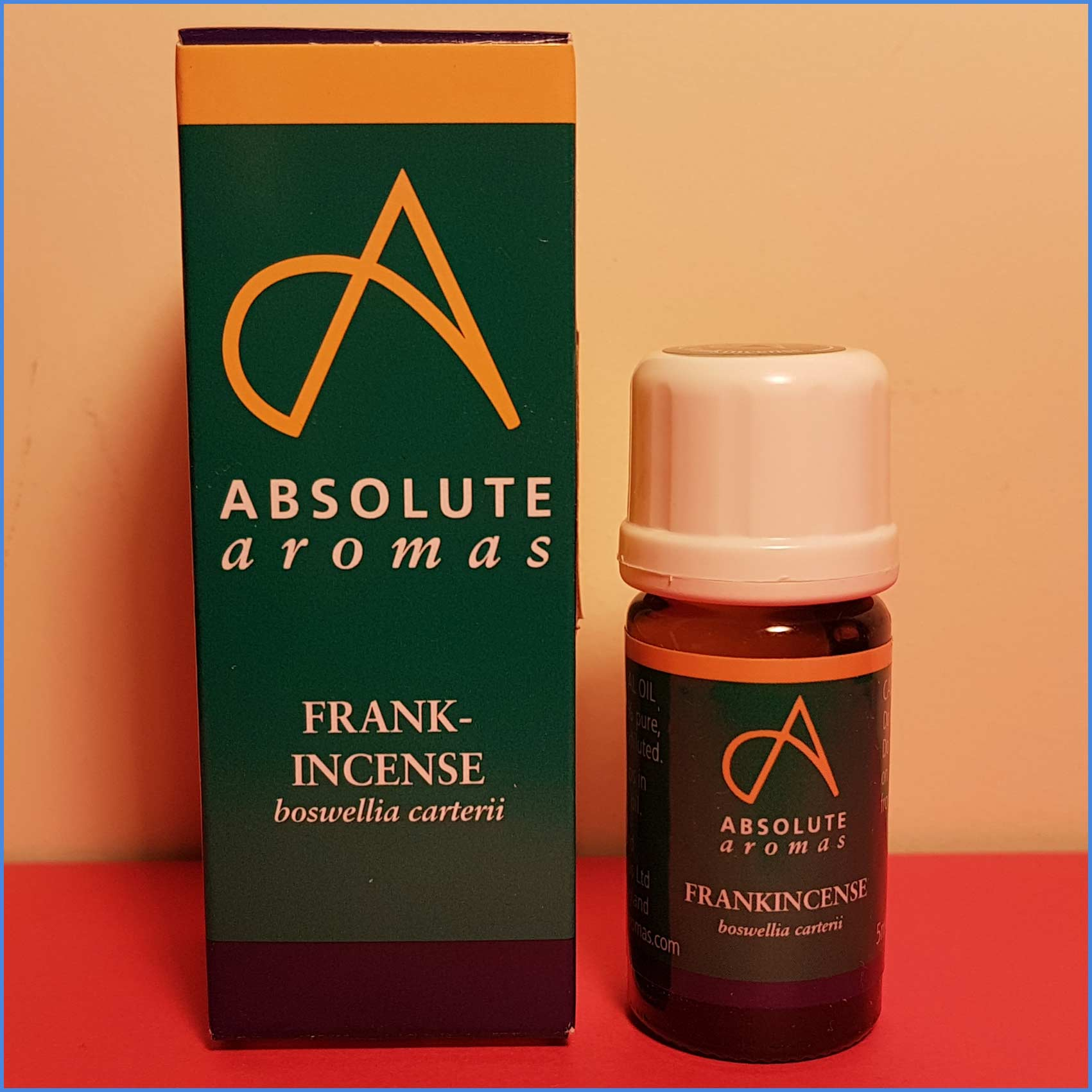 Frankincense Essential Oil, 5ml