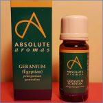 Geranium (Egyptian) Essential Oil, 10ml
