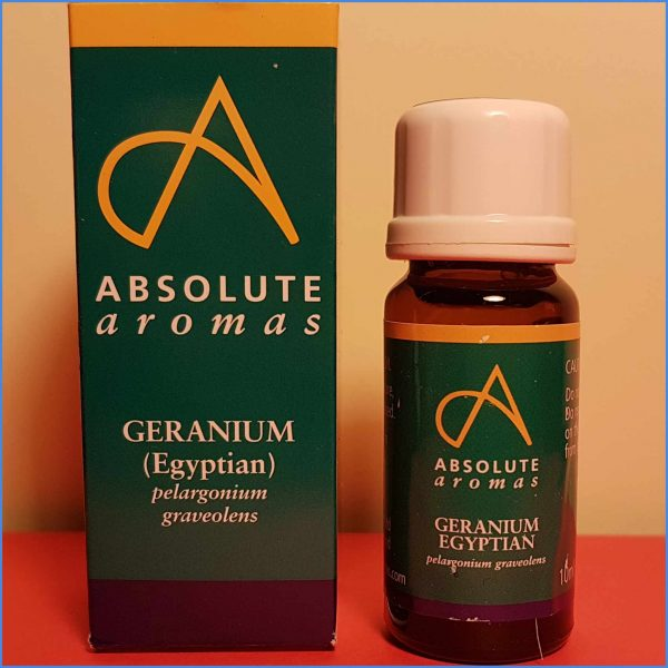 Geranium (Egyptian) Essential Oil, 10ml