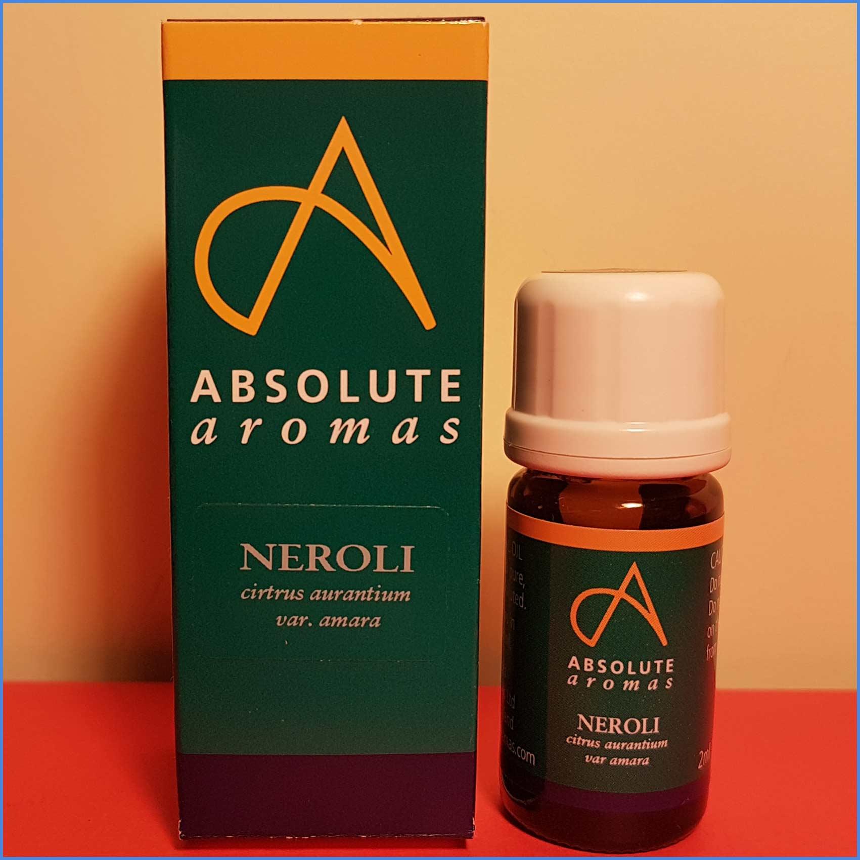 Neroli Pure Essential Oil