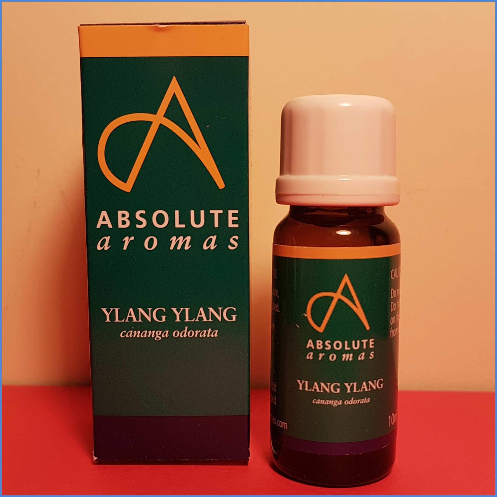 Ylang Ylang Essential Oil, 10 ml