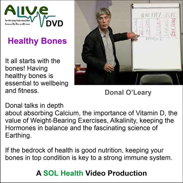 Healthy Bones with Donal O'Leary DVD