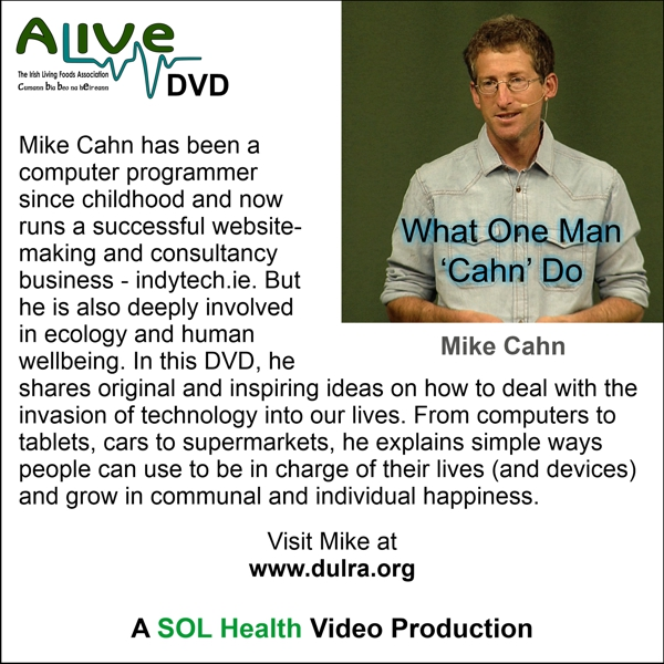What One Man 'Cahn' Do with Mike Cahn - DVD