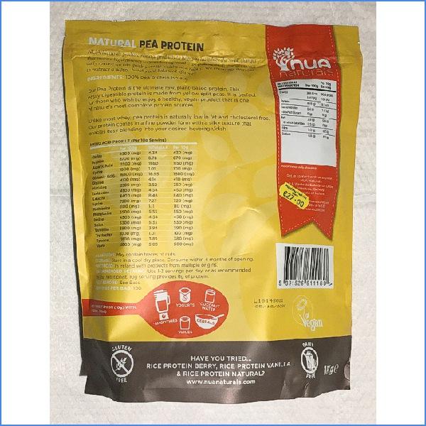 Pea Protein ingredients