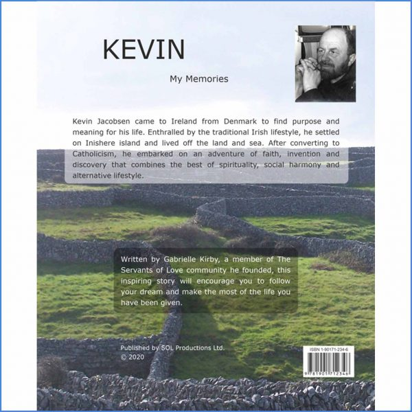 Kevin, My Memories by Gabrielle Kirby Content