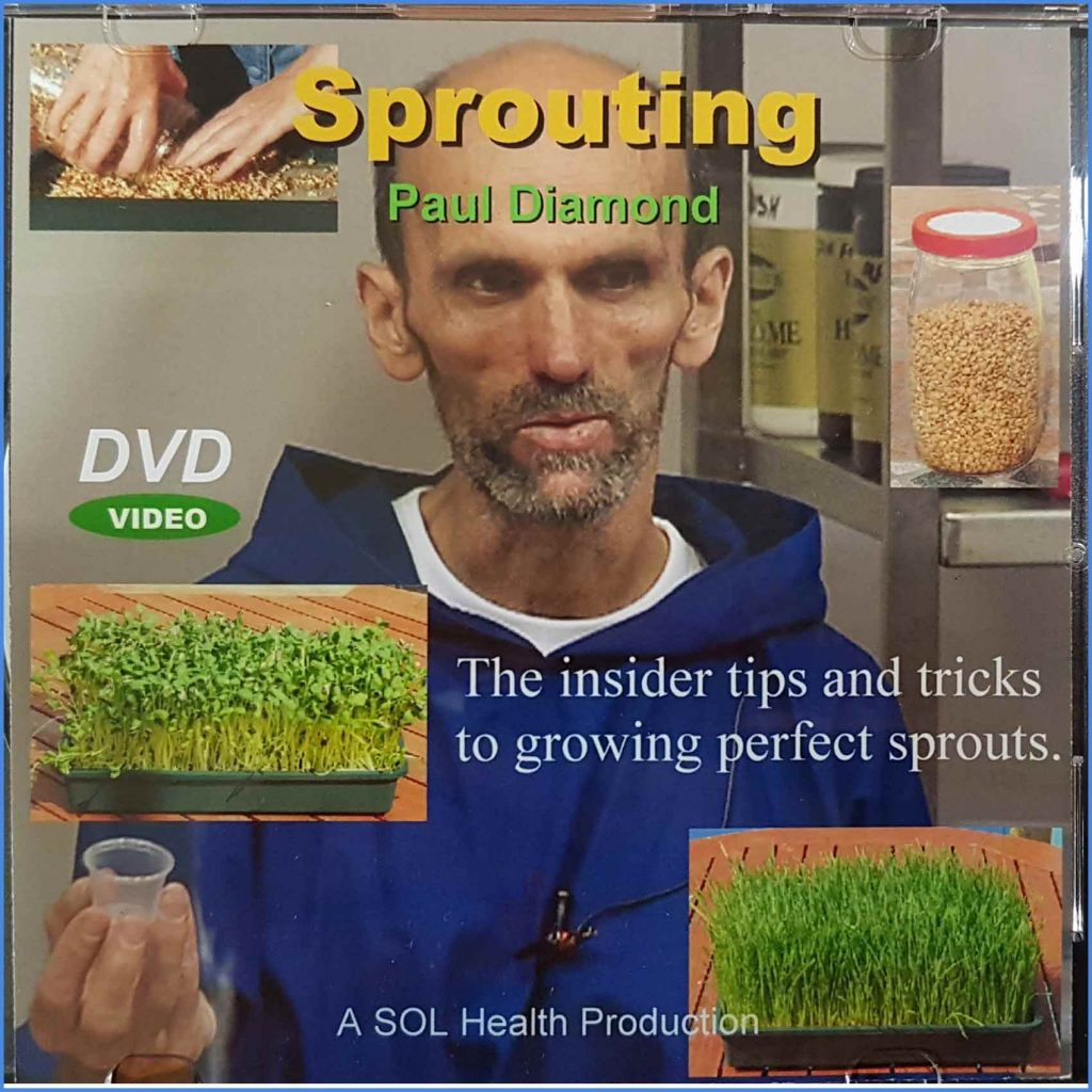 Sprouting DVD 68min