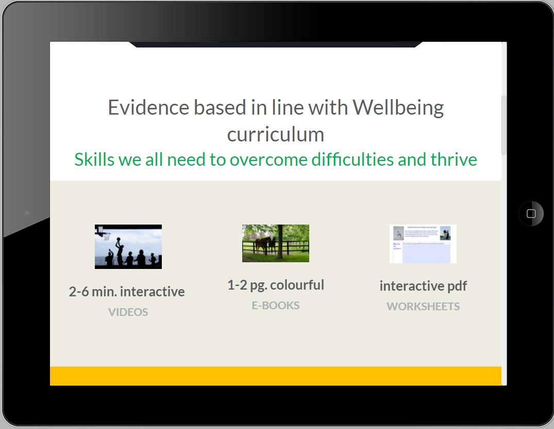 Online Wellbeing School Package 4