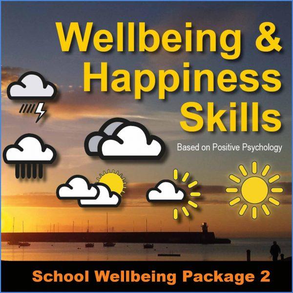 Wellbeing Skills School package 2